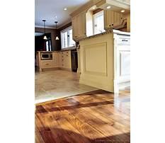 Kitchen tile flooring Plan