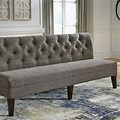 HD Wallpapers Renate Upholstered Dining Room Bench