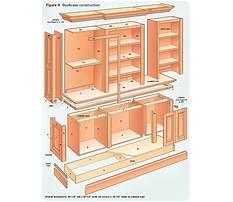 Large bookshelf plans.aspx Plan