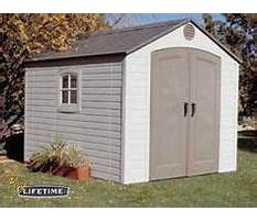 Large plastic garden sheds.aspx Plan