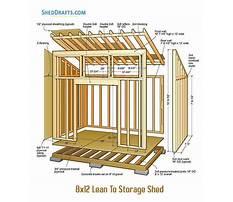 Lean to barn plans.aspx Plan