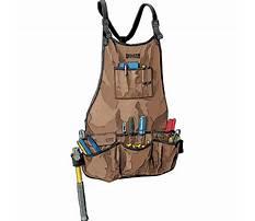 Leather wood shop aprons Plan