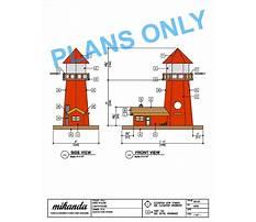 Lighthouse kits plans Plan