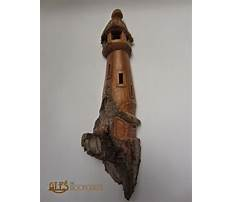 Lighthouse wood carving patterns Plan
