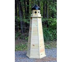 Lighthouse woodworking plans Plan
