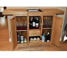 Liquor cabinet lock Plan