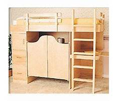 Loft bed plans free download.aspx Plan