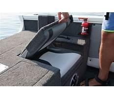 Lowe deck boat seats Plan