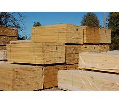 Lumber wood types Plan