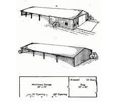 Machinery shed plans.aspx Plan