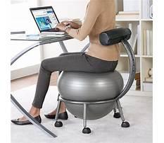 Make a ball chair Plan