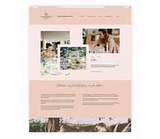 Make a wedding website Plan