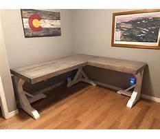 Make your own desk Plan
