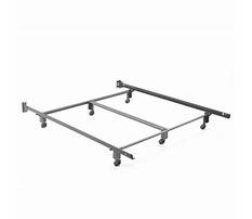 Metal bed frame by leggett platt Plan
