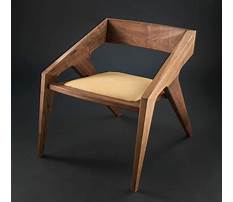 Mid century woodwork designs Plan