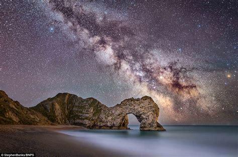 Milky Way Galaxy Doorway