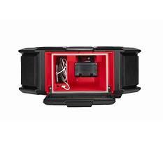 Milwaukee radio charger.aspx Plan
