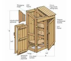 Mini garden shed.aspx Plan