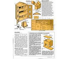 Miniature furniture diy.aspx Plan