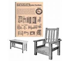 Mission furniture plans free.aspx Plan