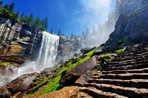 Mist Trail Yosemite National Park