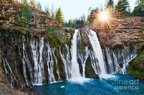 Most Beautiful Waterfalls California
