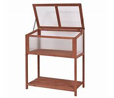 Movable cold frames Plan