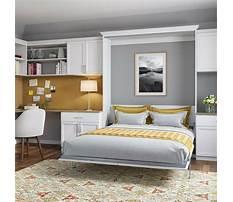 Murphy bed california closet systems Plan