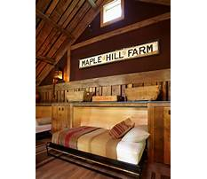 Murphy bed design on a dime Plan