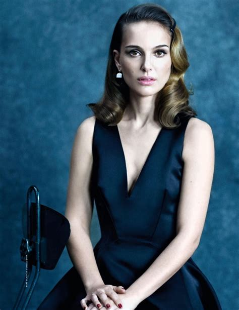 Natalie Portman Elle France