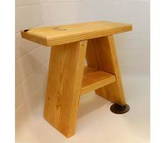 Oak stool plans Plan