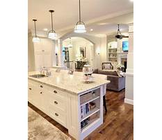 Off white cabinets Plan