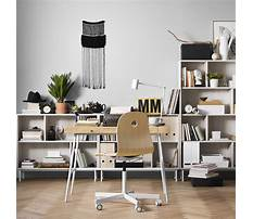 Office table desk ikea Plan