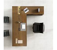 Office table tops Plan