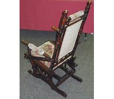 Old wood rocking chairs what are they worth Plan