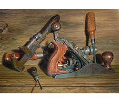 Old woodworking tools and machines Plan