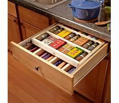 Organization ideas for kitchen drawers Plan
