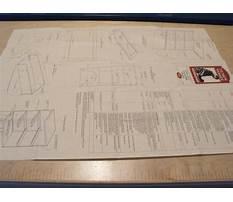 Original woodworking taunton chest plan design Plan