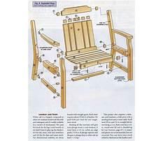 Outdoor furniture patio furniture Plan
