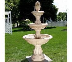 Outdoor garden fountains for sale canada.aspx Plan