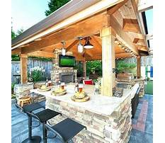 Outdoor kitchens for sale near me Plan