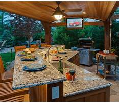 Outdoor kitchens for sale Plan