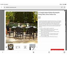 Outdoor patio bistro set.aspx Plan