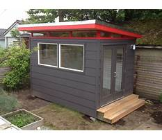 Outdoor wooden storage shed.aspx Plan