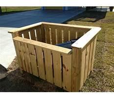 Outside trash can holder.aspx Plan