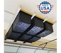 Overhead storage bins Plan