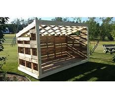 Pallet garden shed.aspx Plan