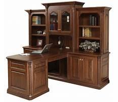 Partner desk hutch Plan