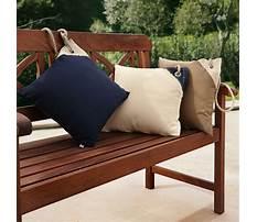 Patio furniture cushions waterproof Plan
