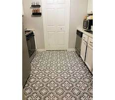 Patterns to paint on vinyl flooring Plan